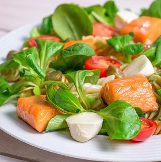 low-carb-salat