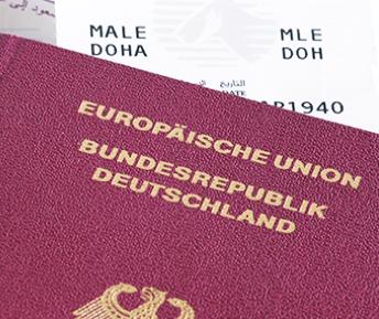 Reisepass für Kinder beantragen