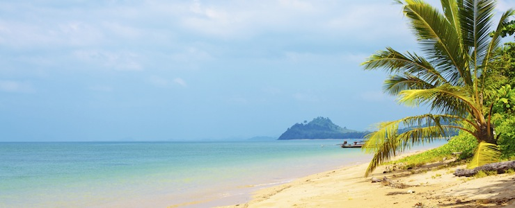 Thailand: Inseln und Strände jenseits der touristischen Trampelpfade
