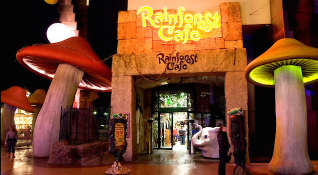 rainforest-cafe-eingang