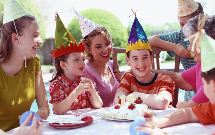 Kindergeburtstage – zwischen Stress und purer Freude