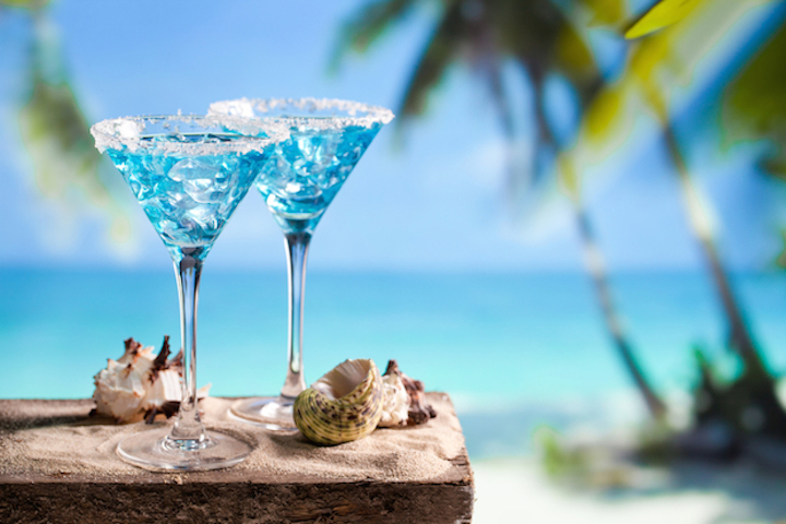 Leckerer Cocktail am Meer | © panthermedia.net /logoff