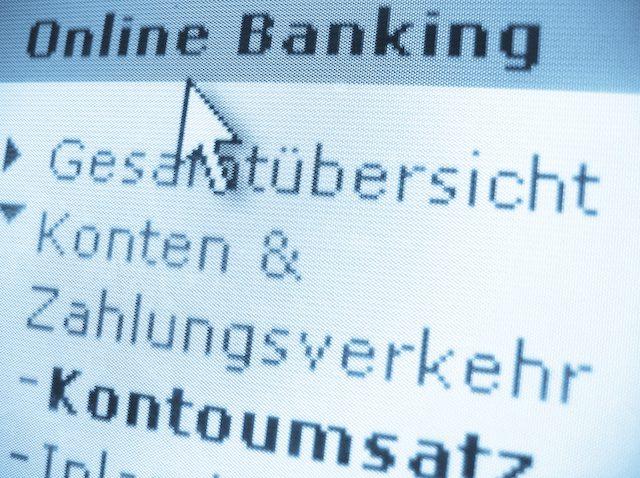 Commerzbanking der Commerzbank