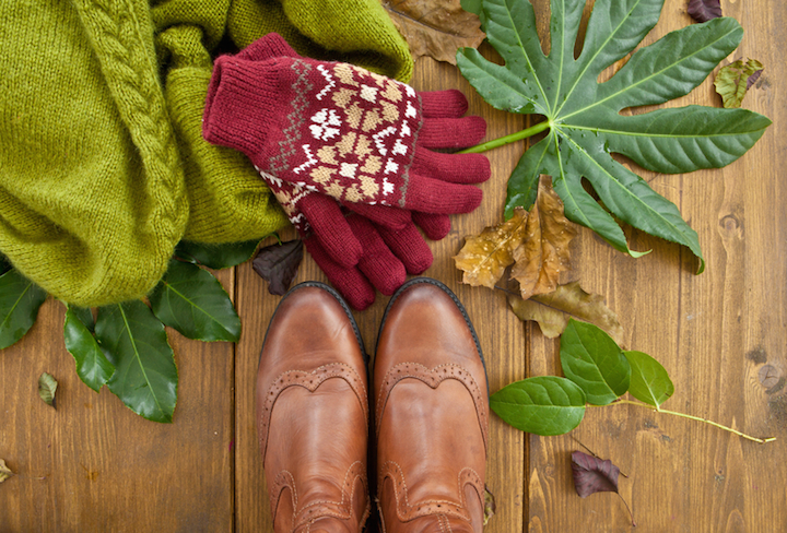 Die Herbsttrends 2016 | © panthermedia.net /Barbara Neveu