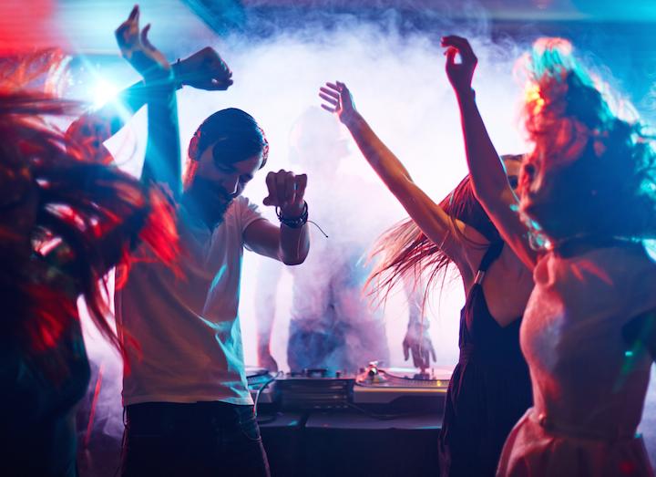 Musik vom DJ | © panthermedia.net /Dmitriy Shironosov