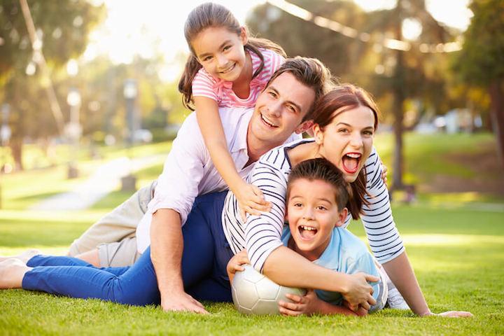 Familienfoto | © panthermedia.net /monkeybusiness