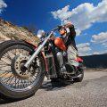 Motorrad fahren in der Eifel