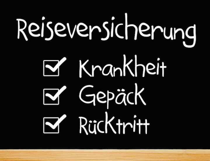 Wichtige Versicherungen im Urlaub | © panthermedia.net /Randolf Berold