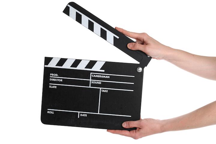 Bühne frei für neue Filme | © panthermedia.net /Sven Hoppe