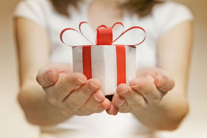 Das richtige Geschenk finden - auf den Empfaenger kommt es an | © panthermedia.net / wabeno