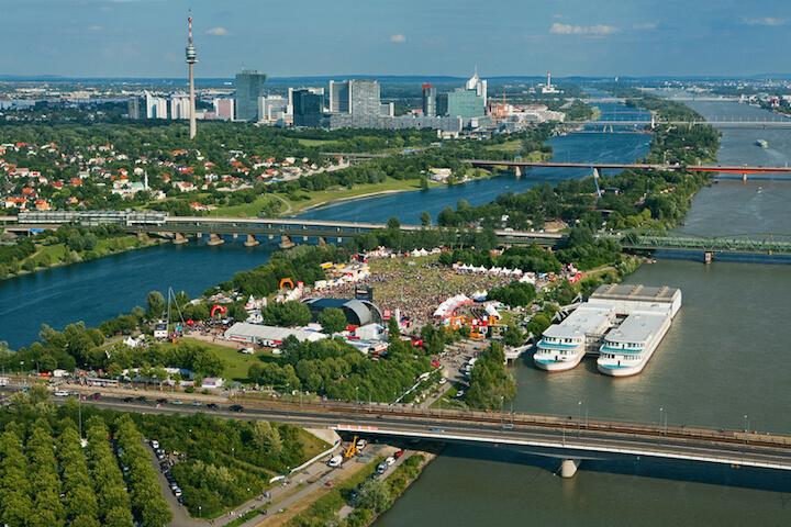 Donau Festival | © panthermedia.net / Kempes19