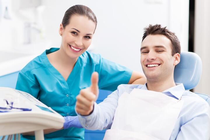Endlich angstfrei beim Zahnarzt | © panthermedia.net / pikselstock