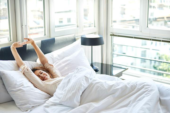 gesund und stilvoll schlafen das richtige bett macht 39 s thebetterdays. Black Bedroom Furniture Sets. Home Design Ideas