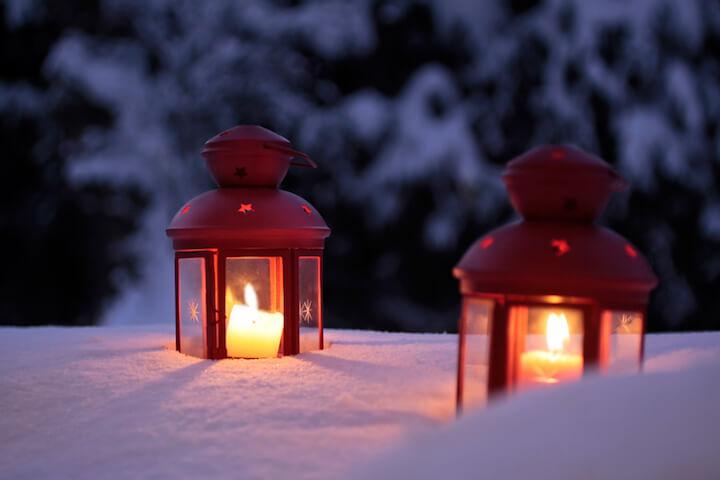 Licht in den dunkelsten Tagen des Winters | © panthermedia.net / Christian Müringer
