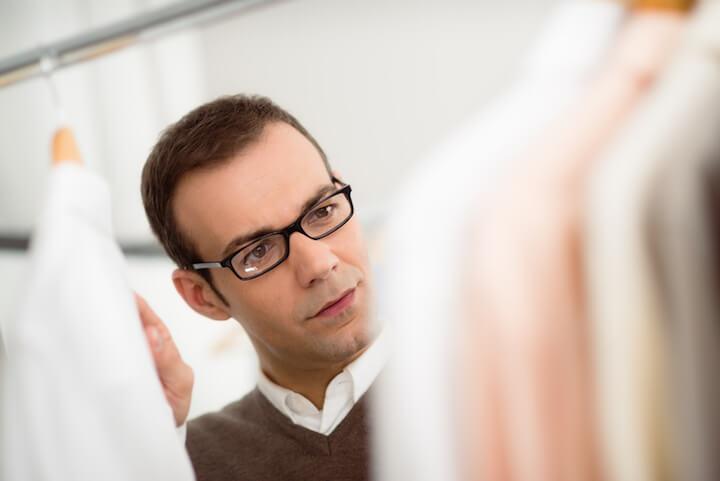 Männer müssen sich was trauen   © panthermedia.net / Diego Cervo