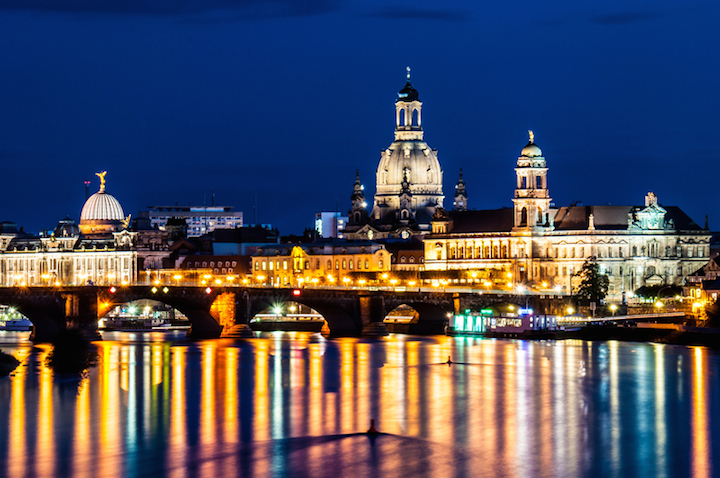 Dresden - Elbflorenz | © panthermedia.net /Juliane Jacobs