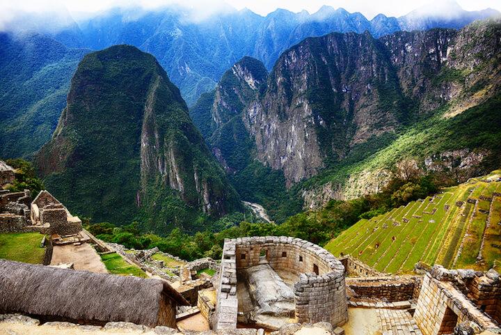 Peru entdecken | © panthermedia.net / lermannika