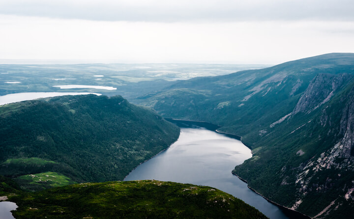 Reise nach Neufundland | © panthermedia.net / ArchonCodex