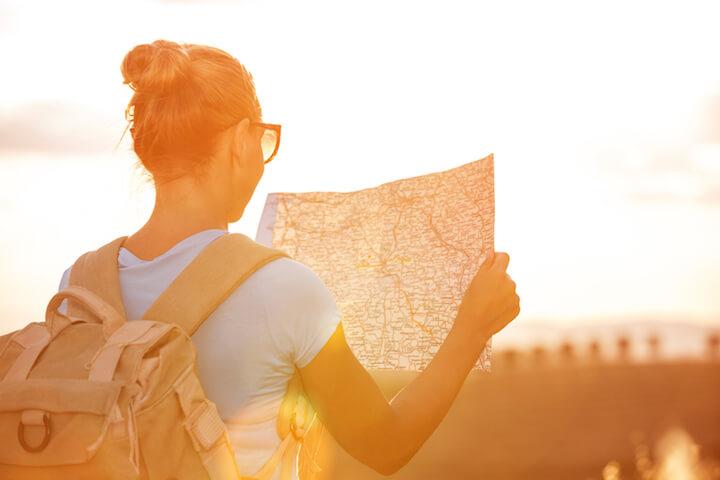 Urlaub eigenständig planen | © panthermedia.net / Anna_Om