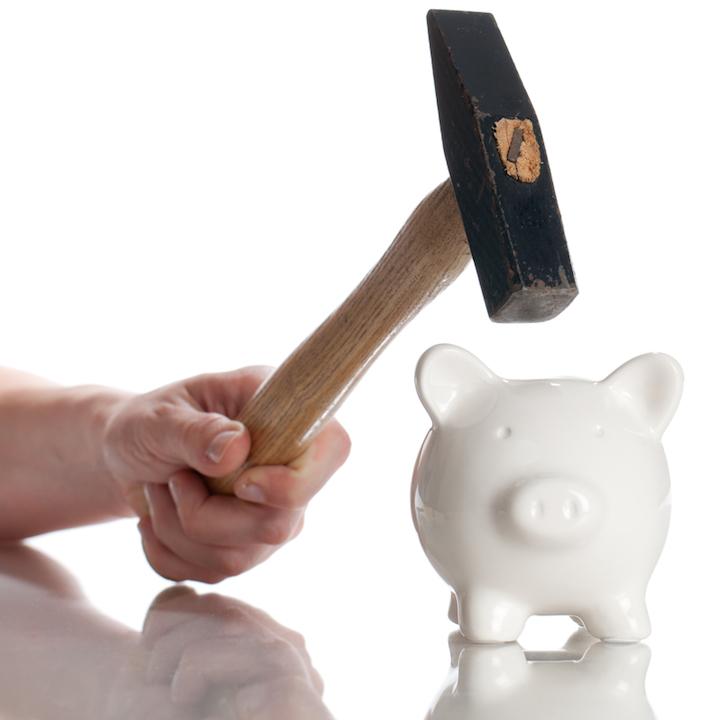 Das Geld reicht für den Urlaub | © panthermedia.net /Sven Hoppe