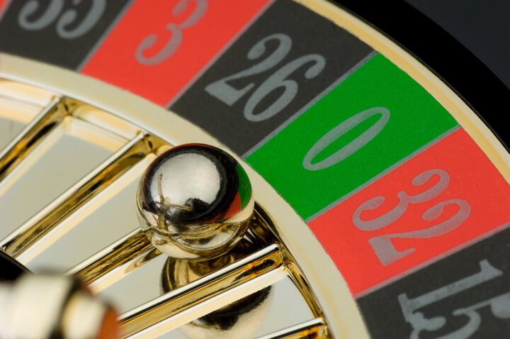 Roulette im Casino | © panthermedia.net / Harald Richter