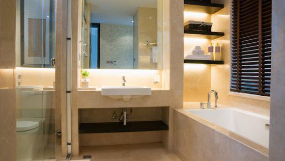 wie wird aus einem kleinen badezimmer mit schr gen eine wellness oase thebetterdays. Black Bedroom Furniture Sets. Home Design Ideas