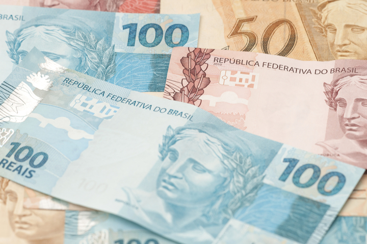 Brasilien Real Bargeld | © panthermedia.net /Rodrigo Noronha Bellizzi