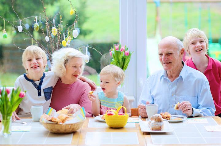 Frühstücken am Ostersonntag – Der klassische Osterbrunch neu interpretiert