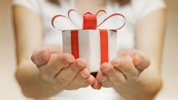 Geschenke der besonderen Art – was lässt sich verschenken?
