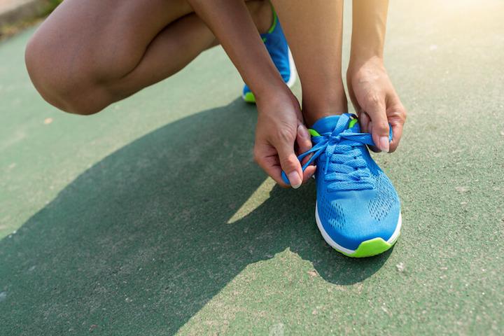 Jogging-Schuhe | © panthermedia.net / Leung Cho Pan