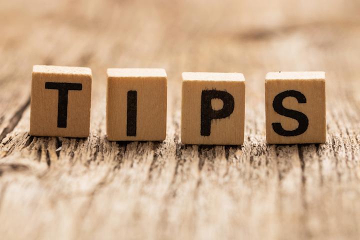 Tips Trinkgeld | © panthermedia.net /yekophotostudio