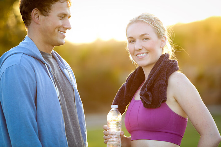 Zu zweit joggen |© panthermedia.net / phase4studios