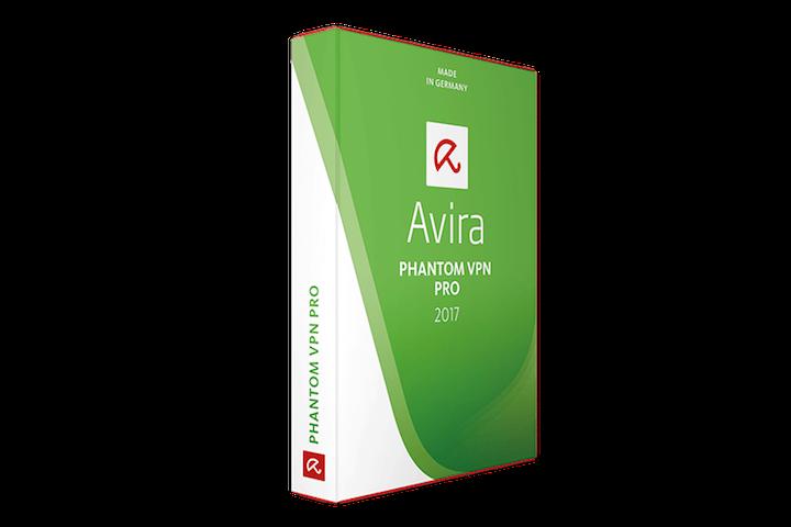 Sicher und anonym im Internet mit Avira Phantom VPN