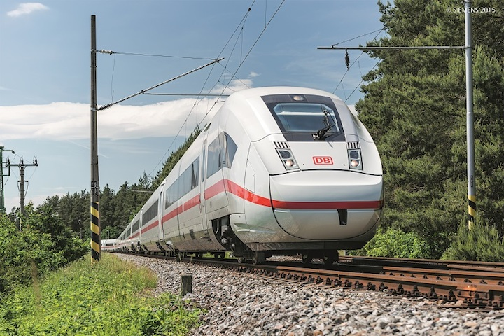 Der neue ICE - Quelle: Deutsche Bahn