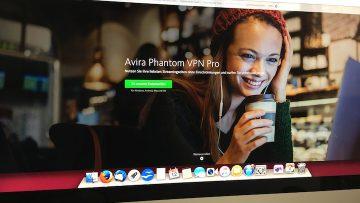 Anzeige: Auf Reisen und unterwegs öffentliche WLAN-Netze nutzen – Sicher und anonym im Internet mit Avira Phantom VPN
