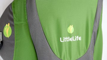 Mit Babytrage bequem in den Wanderurlaub – Die Child Carrier von LittleLife für Babys und Kleinkinder (Sponsored Post)