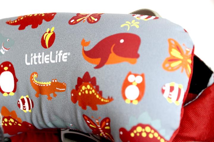 Child Carrier von LittleLife - Foto: Kathleen Pinkert