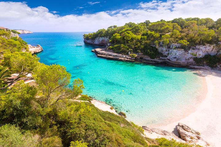 Strand Mallorca | © panthermedia.net /lunamarina