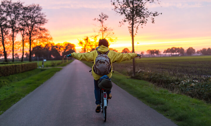 Ab und zu alleine reisen | © panthermedia.net / giorgiomtb