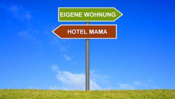 Raus aus Hotel Mama! – Ein Guide zur ersten eigenen Wohnung