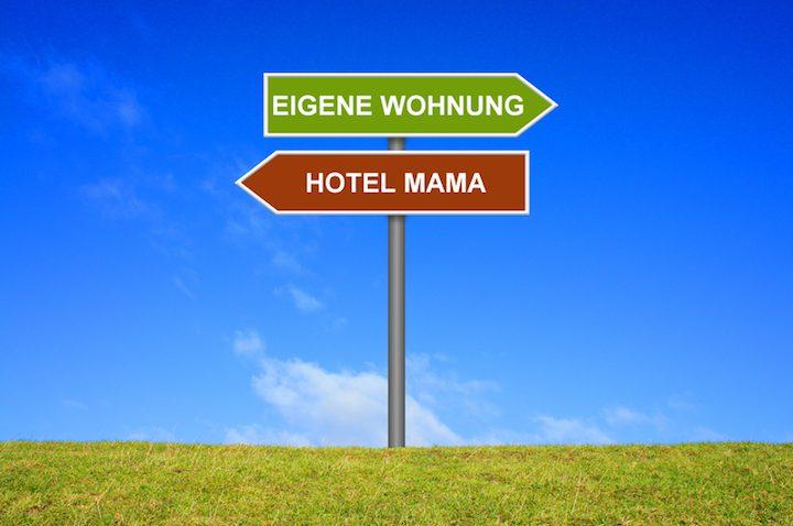 Raus Aus Hotel Mama Ein Guide Zur Ersten Eigenen Wohnung