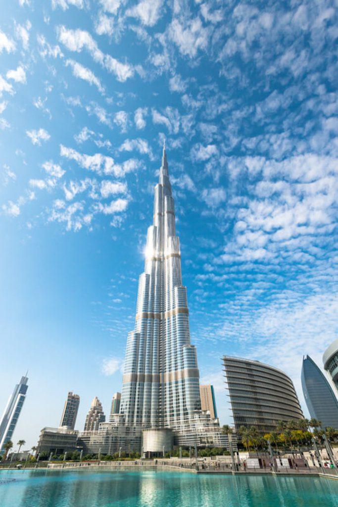 Burj Khalifa | © panthermedia.net /Konstantin Yolshin