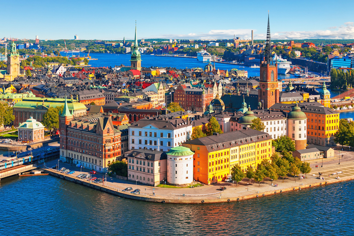 Schweden Urlaub | © panthermedia.net /scanrail