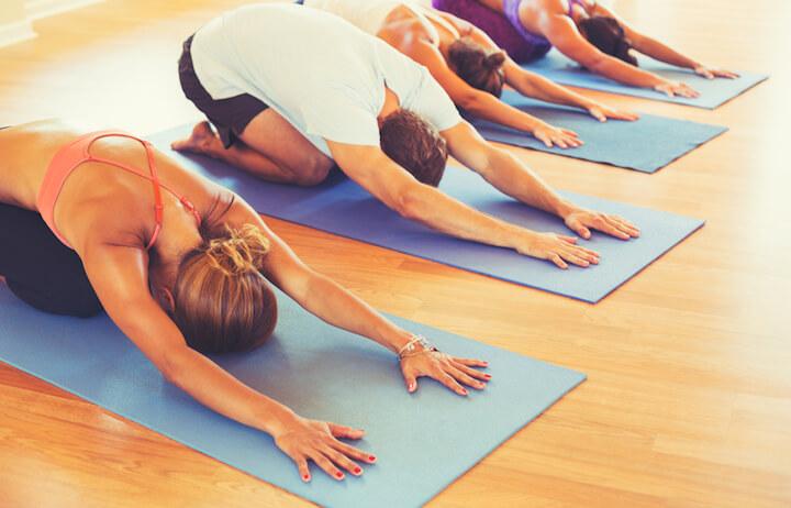 Yoga zur Entspannung | © panthermedia.net / EpicStockMedia