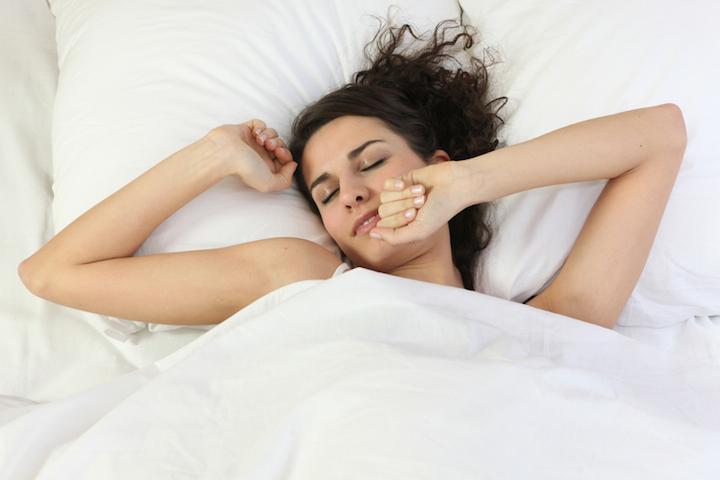 Richtig gut schlafen | © panthermedia.net /Phovoi R.