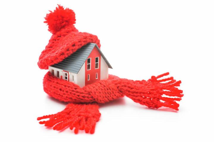 Das Haus winterfest machen | © panthermedia.net /alexraths