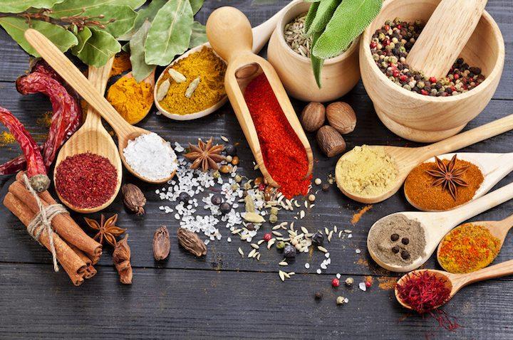 Tipps für die Küche – Welches Gewürz passt zu welchem Gericht?