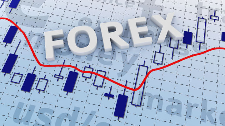 Forex-Trading | © panthermedia.net /timbrk