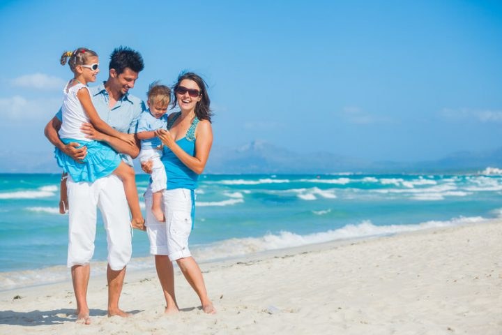 Urlaub mit der Familie   © panthermedia.net /mac_sim
