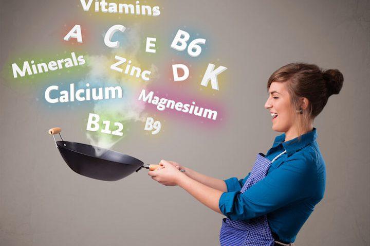 Mineralstoffe in Lebensmitteln – Deshalb sind sie so wichtig für unseren Körper